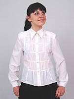 Блузка детская для девочек школьная М-254 рост 158, фото 1