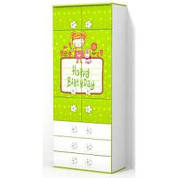 Шкаф Apple/Яблочко, детская модульная система, LuxeStudio