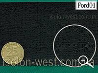 Термовинил HORN (черный Ford01) для обтяжки торпеды