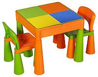 Мебельный комплект Tega Mamut 899G салатовый-оранжевый