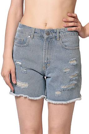Шорты женские джинсовые Gina, фото 2