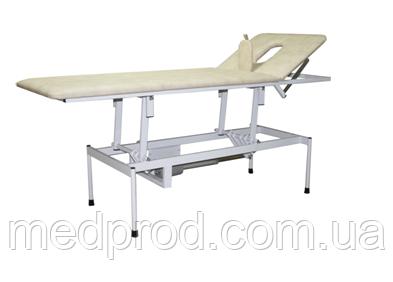 Кушетка массажная КМЕ стол с электроприводом КМЭ