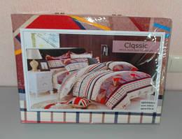 Двухспальное постельное белье Classic сатин Турция