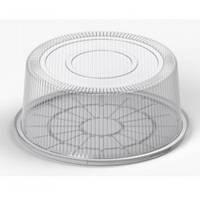 Коробка для торта круглая d32 Галетте- 00511