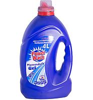 Гель для прання універсальний Power Wash Gel Universal 4 л