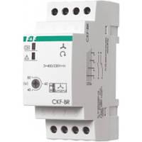 Реле фаз CKF-BR 380В 10А 2S з регулюванням рівня
