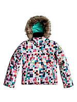 Подростковая горнолыжная куртка Roxy Alcantara Girls' Snowboarding Jacket  ( Оригинал )