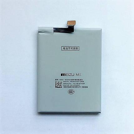Аккумулятор meizu MX3 , фото 2