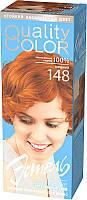 Гель-фарба Estel Quality Color (Vital) тон мідний 148
