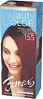 Гель-фарба Estel Quality Color (Vital) тон темна вишня 155