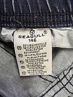 Джинсы для мальчиков оптом, Seagull, 134-164 рр. Арт.  CSQ-56866, фото 5