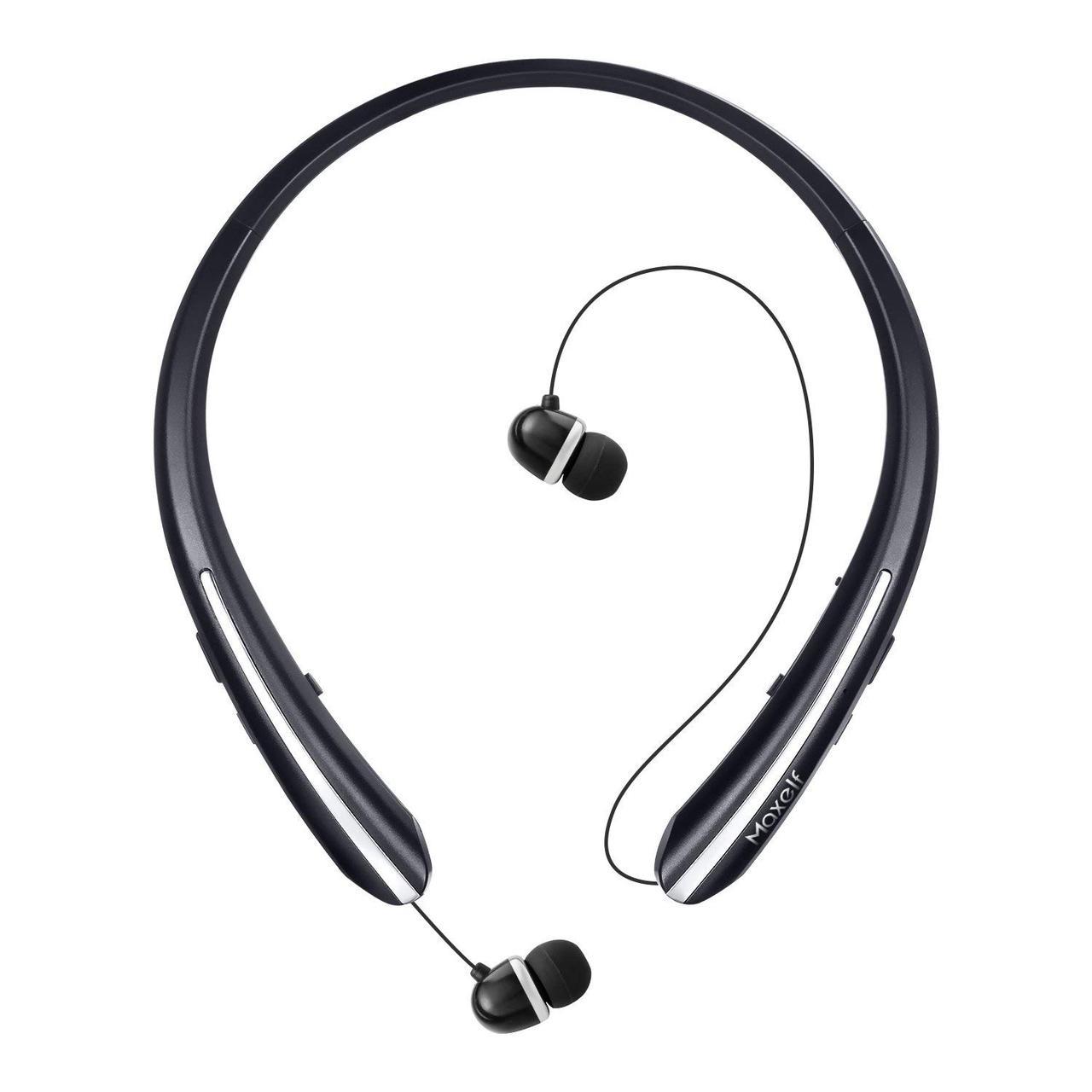 Bluetooth наушники Maxelf с микрофоном
