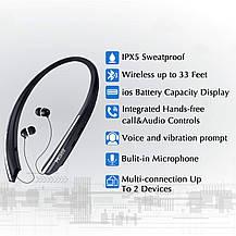 Bluetooth наушники Maxelf с микрофоном, фото 3