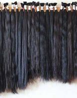 Славянские окрашенные волосы 70 см
