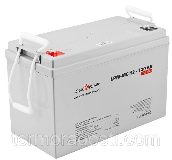 Аккумулятор мультигелевый Logic-Power AGM LPM - MG 12 - 120 AH