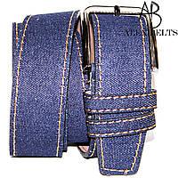 Ремень мужской джинсовый заменитель 40 мм - купить оптом в Одессе