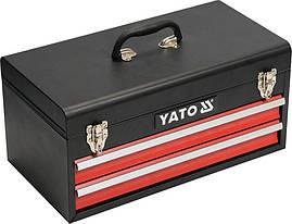 Ящик з інструментами 80 предметів Yato YT-38951, фото 2