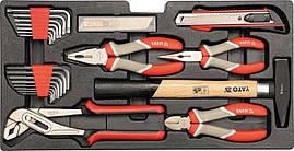 Ящик з інструментами 80 предметів Yato YT-38951, фото 3