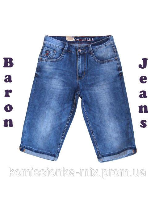 Шорты джинсовые BARON