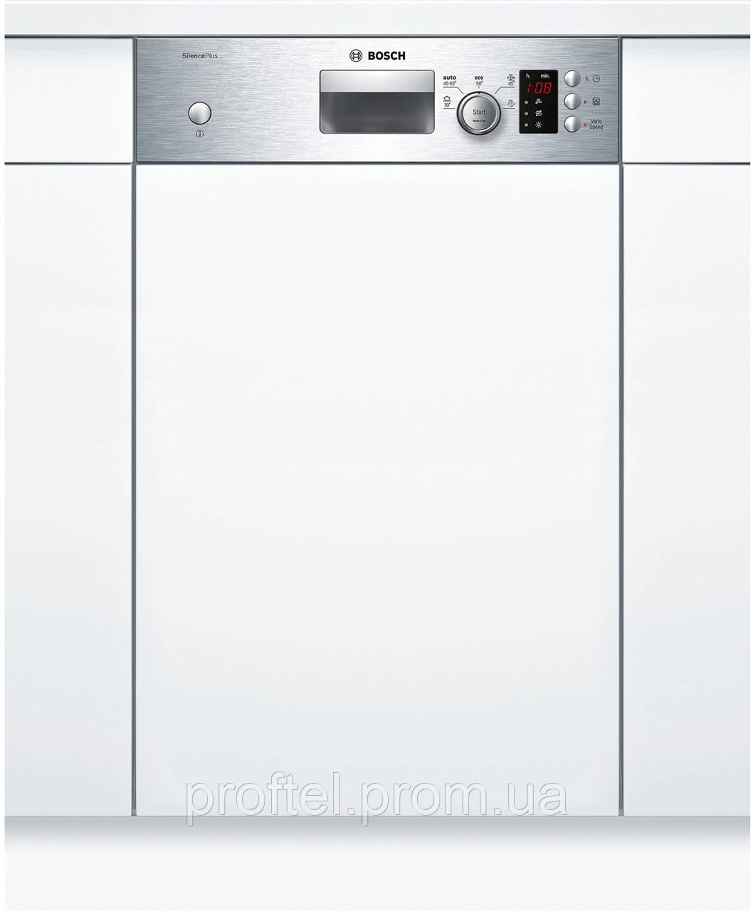 Встраиваемая посудомоечная машина BOSCH SPI50E95EU