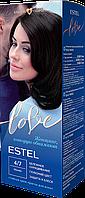 Стійка крем-фарба для волосся ESTEL LOVE тон 4/7 Мокко