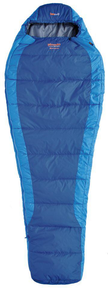 Спальный мешок-кокон Pinguin Savana 195 Primaloft PNG 210.195.Blue-L, синий