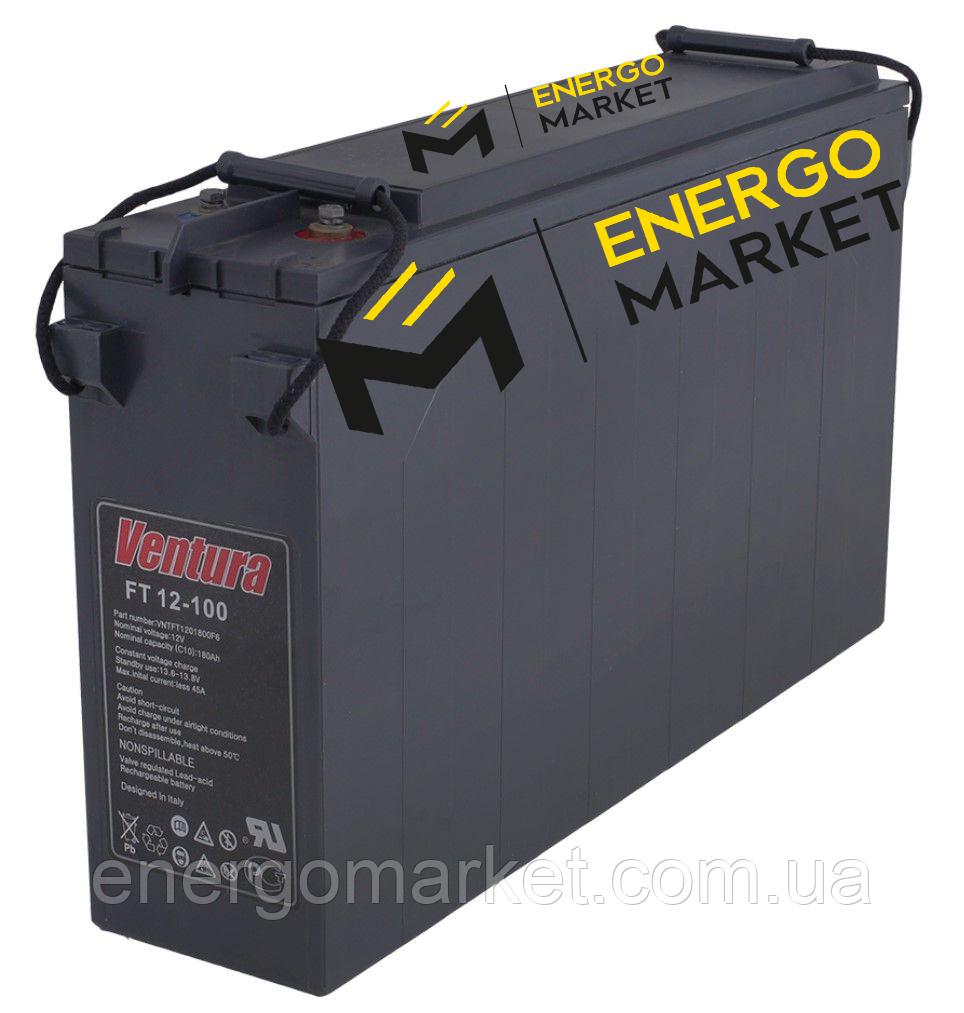 Аккумуляторная батарея Ventura FT 12-100 AGM