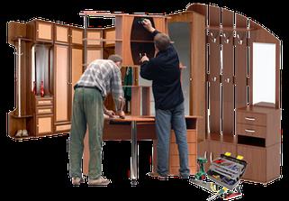 Сборка и разборка мебели в Запорожье