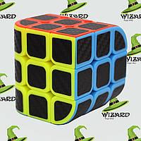 Кубик Рубика 3х3x3 Penrose Cube карбон, фото 1