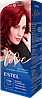 Стойкая крем-краска для волос ESTEL LOVE тон 7/54 Пламя