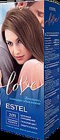 Стойкая крем-краска для волос ESTEL LOVE тон 7/71 Коричневый перламутр