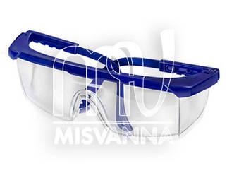 Защитные очки для мастера, голубые