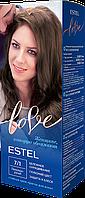 Стійка крем-фарба для волосся ESTEL LOVE тон 7/1 Попелясто-русявий