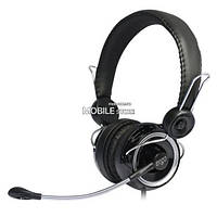 Наушники ERGO Ear VM-260 + mic Black
