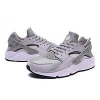 """Кроссовки женские Nike Air Huarache Run Platinum Grey """"Серые"""" р. 37, фото 1"""