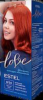 Стійка крем-фарба для волосся ESTEL LOVE тон 8/54 Червона мідь