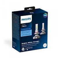 Светодиодные автолампы Philips LED HB3/HB4 X-treme Ultinon +200% (11005XUWX2)