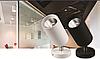 Светодиодный светильник накладной Feron AL530 COB 10W 4000K Белый/Черный , фото 6