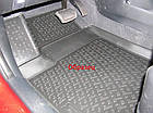 К/с Skoda Octavia коврики салона в салон на SKODA Шкода Octavia III (A7) (13-) полиур., фото 2