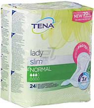 Прокладки урологические Тена Lady Slim Normal 24
