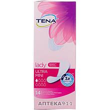Прокладки TENA Lady Ultra Mini 14