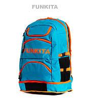 Спортивный рюкзак на 36 литров Funkita Elite Squad Backpack (Blue Lagoon), фото 1