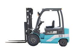 Електричні навантажувачі BAOLI KBE 30-35 від 3 до 3,5 т.