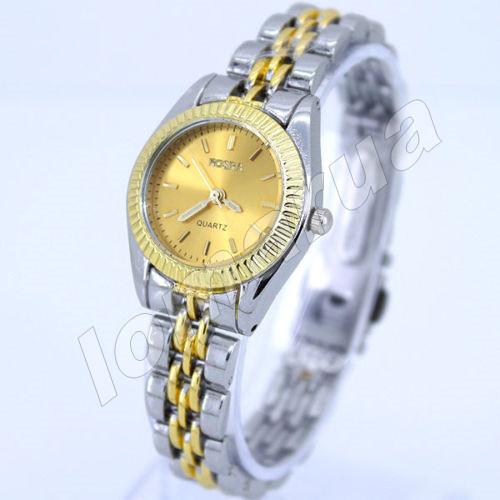 Женские часы-браслет Rosra Gold 969