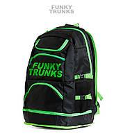 Спортивный рюкзак Funky Trunks Elite Squad Backpack (Lime Lights), фото 1