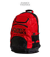 Спортивный рюкзак Funky Trunks Elite Squad Backpack (Fire Storm), фото 1
