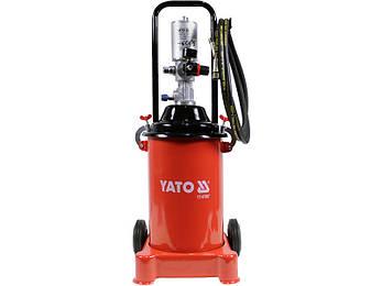 Пневматический нагнетатель смазки Yato YT-07067, фото 2