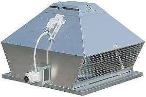 Крышной вентилятор дымоудаления Systemair DVG-H 630D4-6/F400