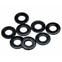 ШАЙБА МЕТ M3X8X0,8/B Шайба металлическая M3x8x0,8; черненая; Упаковка: 100 шт; Цена за 100 шт.