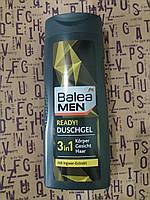 Гель для душа мужской 3в1 Balea Men Ready! (Готов!), 300мл